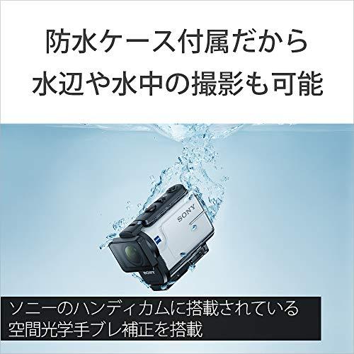 SONY(ソニー)『デジタル4Kビデオカメラレコーダーアクションカム(FDR-X3000)』
