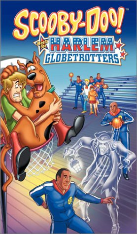 Scooby Doo Meets Harlem Globetrotters [VHS]