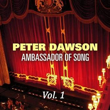 Peter Dawson - Ambassador of Song Vol 1
