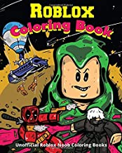 Roblox: Coloring Book (Coloring Books for kids)