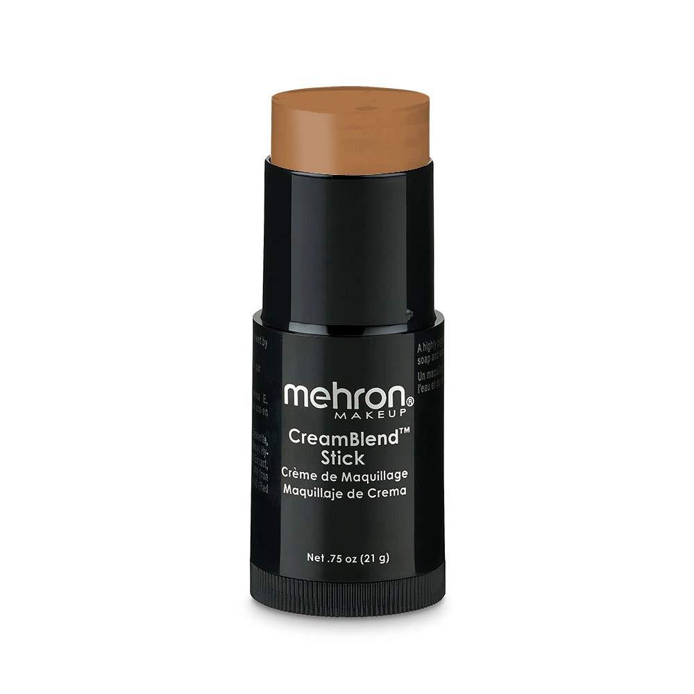 Super beauty product restock quality top Mehron Makeup CreamBlend Stick - Medium Foundation oz Max 45% OFF .75 Tan
