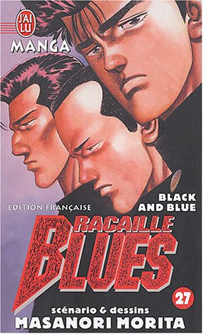 Racaille Blues, tome 27