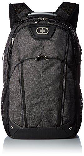 """Ogio Sac à dos unisexe avec compartiment pour ordinateur portable/tablette 17"""" Taille unique Foncé statique."""