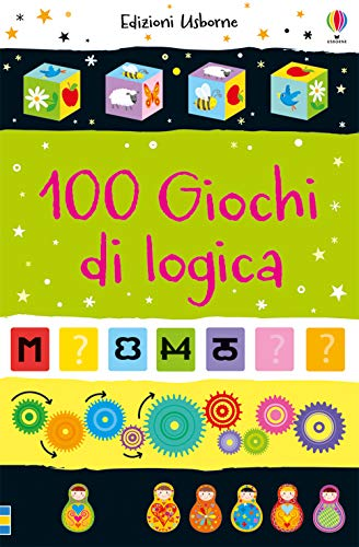 100 giochi di logica. Piccoli passatempi. Ediz. a colori