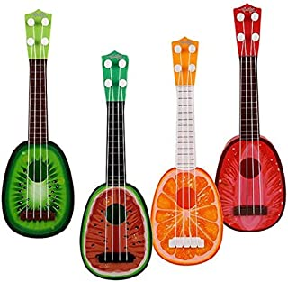 Sunsky Guitars & Strings Toys 6 Years & Above,Multi color