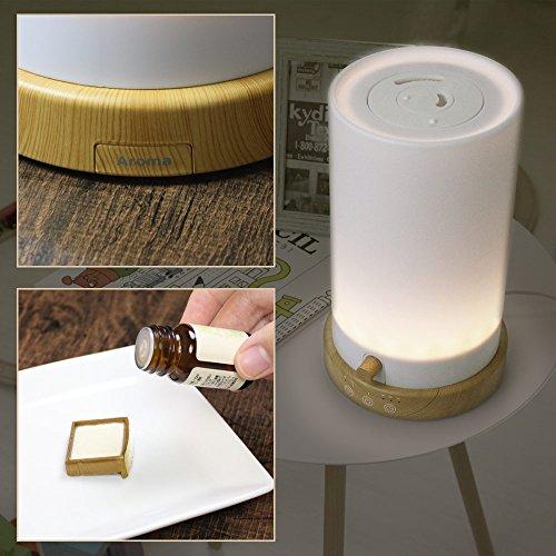 ENICYロイヤル通販『LEDライト調光機能付加湿器アカリ(C029)』