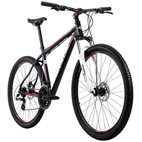 KS Cycling Mountainbike Hardtail 29'' Sharp schwarz-rot RH 43 cm