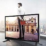 logozoe TV LCD HD da 43 Pollici, Smart TV di Rete 4K a Grande Schermo, per l'intrattenimento Domestico(European regulations)