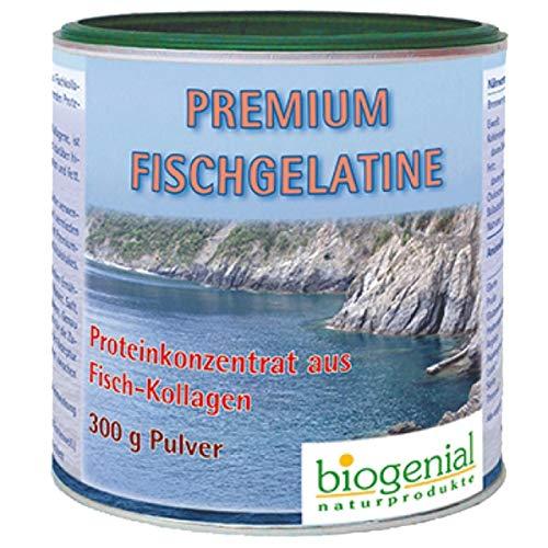 Biogenial Fischgelatine Premium, 300 g Pulver