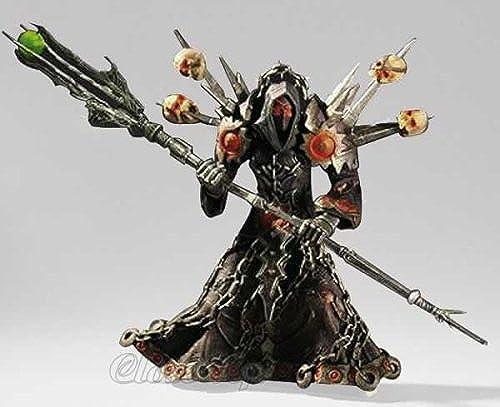 World of Warcraft Figur Serie 1  Undead Warlock