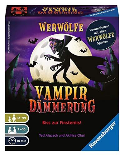 Ravensburger Kartenspiele 26003 - Werwölfe Vampirdämmerung
