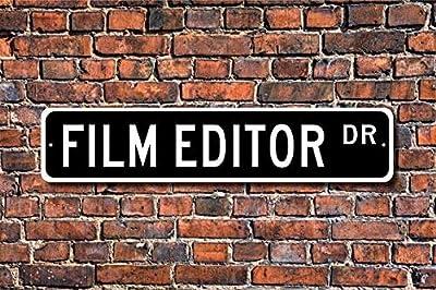 Editor de película de 10 x 40 cm, Editor de películas de Regalo ...