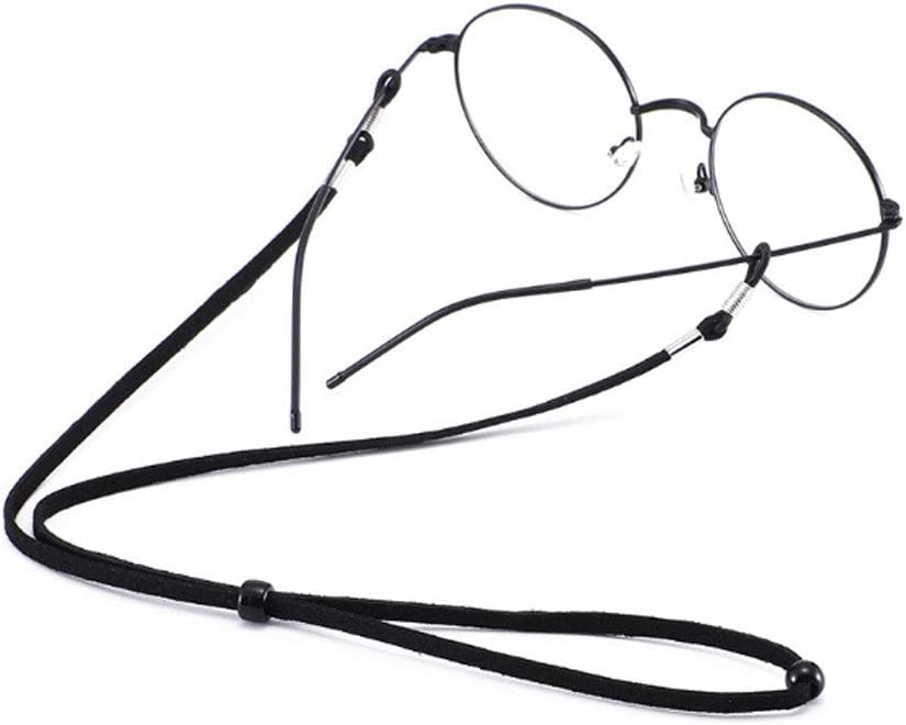 Anti-Slip Glasses Holder Eyeglass Retainer TooCoo Spectacle Retainers String 4Pack