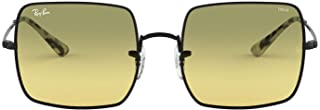Ray-Ban RB1971 Square Evolve Photochromic Metal Sunglasses