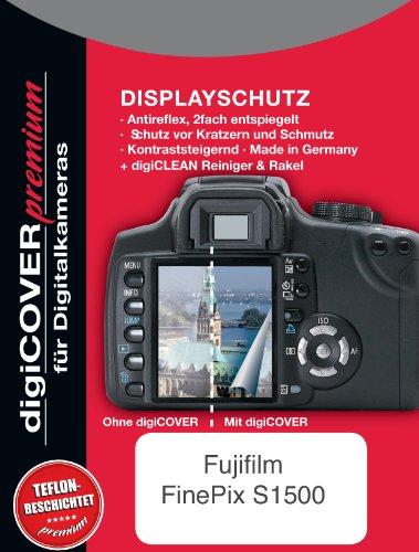 Digicover Premium Fujifilm FinePix S1500