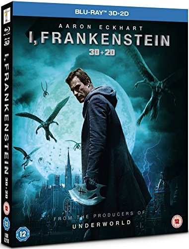 I, Frankenstein [Blu-ray] [UK Import]