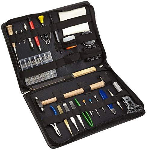 Generic yc-uk2–160920–19 1& 5961* 1 Orkshoptool kit ca case Opener Premium Spring pin bar orologiaio orologio riparazione kit attrezzi officina Premium Wat