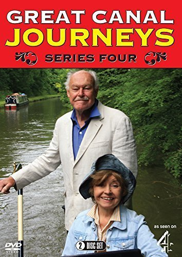Great Canal Journeys: Series Four (Prunella Scales & Timothy West) [Reino Unido] [DVD]