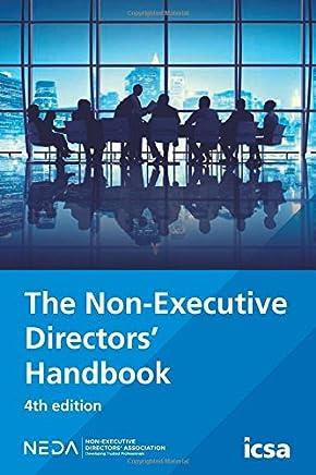 The Non-Executive Directors Handbook, 4th edition