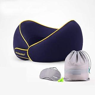 LXRZLS Oreiller Cervical de Protection, Oreiller de Cou de Coton de mémoire d'oreiller en Forme de U, oreillers de Cou (Co...
