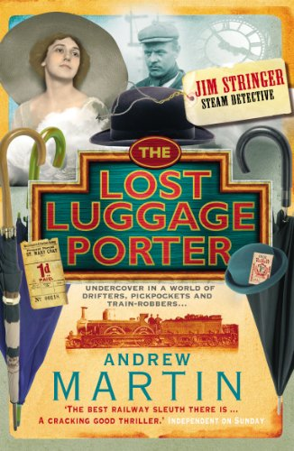 The Lost Luggage Porter (Jim Stringer Book 3) (English Edition)