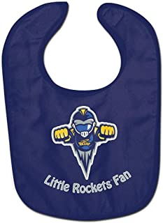WinCraft NCAA University of Toledo WCRA2201015 All Pro Baby Bib