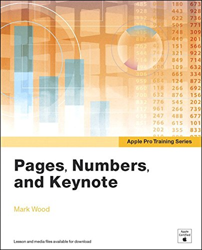 Apple Pro Training Series: Pages, Numbers, and Keynote (English Edition)