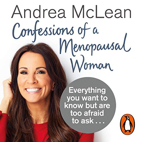 Confessions of a Menopausal Woman audiobook cover art