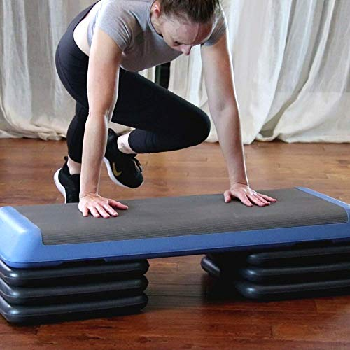 One Strong Southern Girl Gym Sized Workout Aerobic Step with Extra Risers