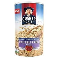 (Quaker Oats (クエーカーオーツ)) グルテンフリーのオート麦510グラム (x4) - Quaker Oats Gluten Free Oats 510g (Pack of 4) [並行輸入品]