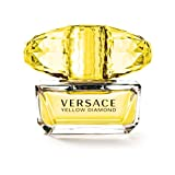 Versace Yellow Diamond, Desodorante Perfumado, Spray Natural, Mujer, 50 ml