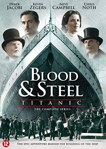 Titanic - Blood and Steel, Die komplette Serie [4 DVDs]