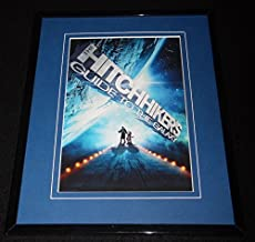 Hitchhiker's Guide to the Galaxy Framed 8x10 Repro Poster Display Alan Rickman