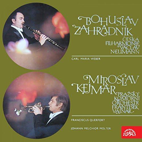 Václav Neumann, Czech Philharmonic, Prague Chamber Orchestra