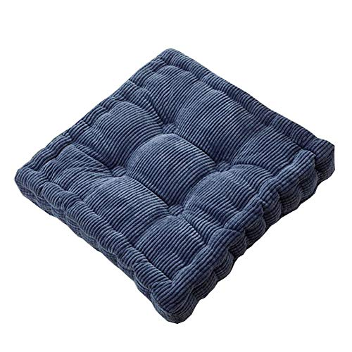 HAOCHI Square Chair Pad,Home Office Dinning Chair Patio Patio Outdoor,Durable Fabric Pillow Perfect,Thick Fluffy Seat Cushion