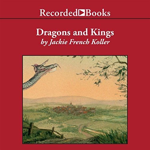 Dragons and Kings audiobook cover art