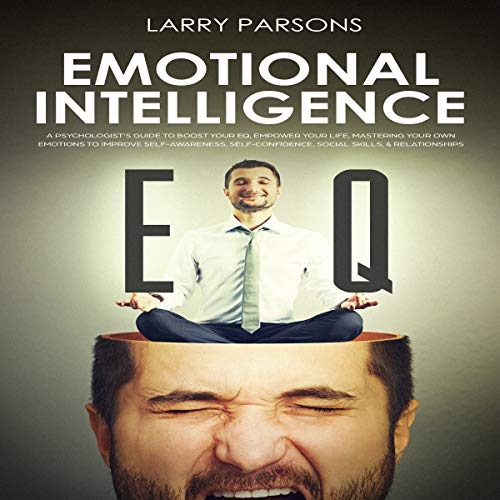Emotional Intelligence EQ audiobook cover art