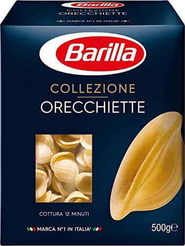 Barilla Hartweizen Pasta Collezione Orecchiette Pugliesi - 5er Pack (5x500g)