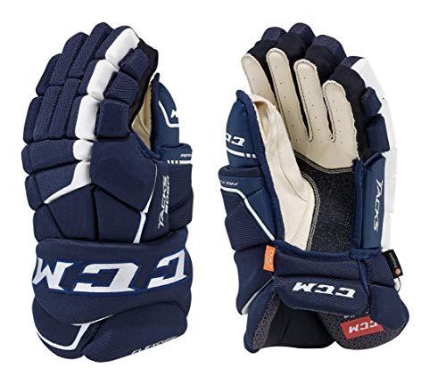 CCM Handschuhe Tacks 9080 Senior 15 Zoll Navy/Weiss