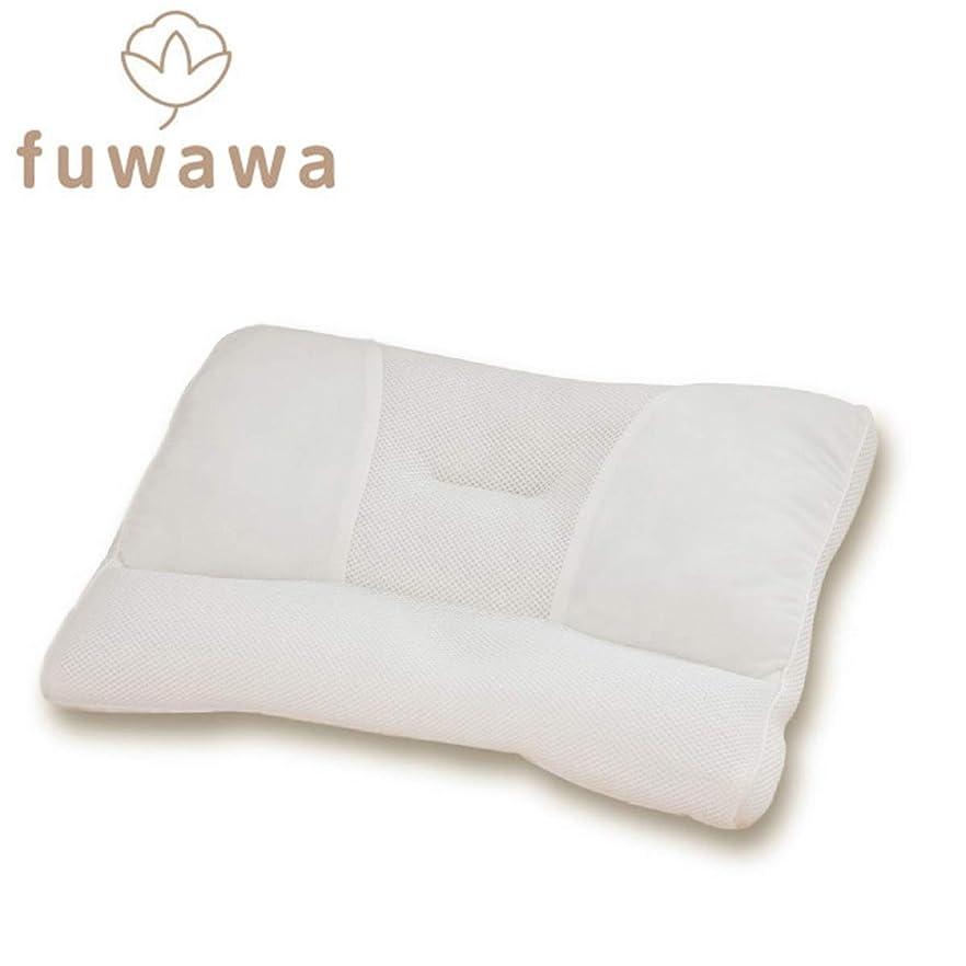 興奮公式足枷fuwawa (ふわわ) ストレートネック枕 パイプ枕 高さ調整枕