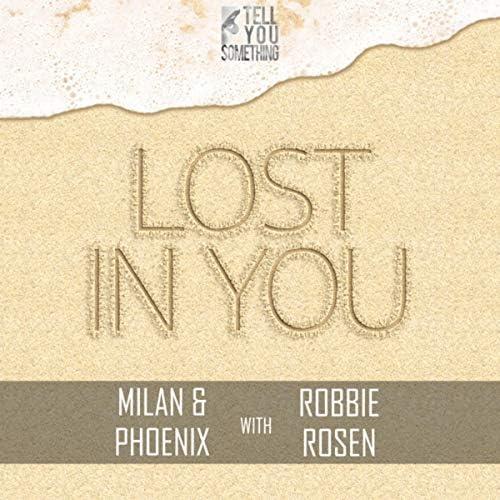 Milan and Phoenix & Robbie Rosen