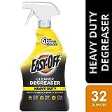 Easy Off Heavy Duty Degreaser Cleaner Spray, 32 Ounce