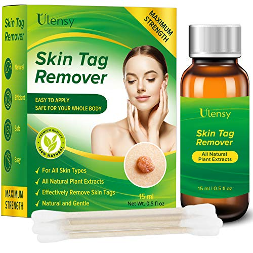 Skin Tag Remover, Fast-Acting and All Natural, Home Skin Care, Remove Skin Tag Efficiently, Best Skin Tag Removal Treatment