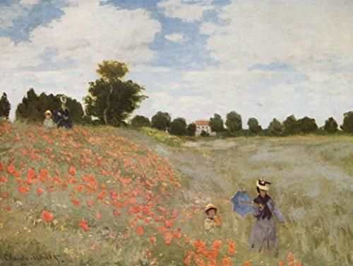 Lais Puzzle Claude Monet - Papaveri 500 Pezzi