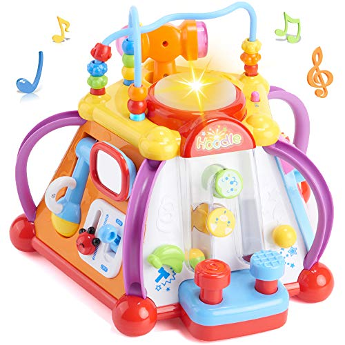 Woby Musical Activity Cube Toy...