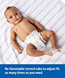 Medline MBD2003 Baby Diapers, Size 3, 16-28 lb. (Pack of 200)