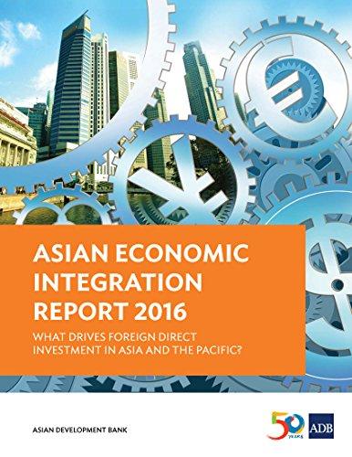 Asian Economic Integration Report 2016 (Asian Economic Integration Monitor) (English Edition)