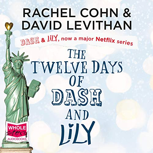 The Twelve Days of Dash & Lily cover art
