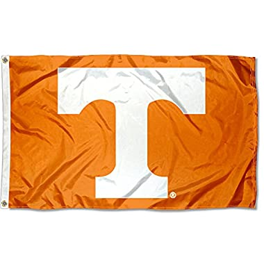 College Flags and Banners Co. Tennessee Volunteers Power T Flag