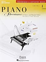 Technique & Artistry Level 4 Faber Piano Adventures